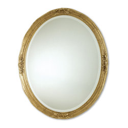 "08560-b Newport Oval Gold, U by Uttermost - Get 10% discount on your first order. Coupon code: ""houzz"". Order today."