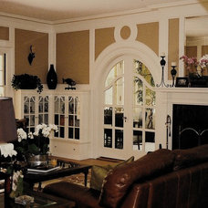 Living Room by Catherine Canfield