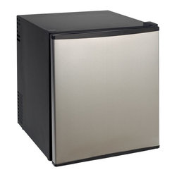 Avanti - Avanti SHP1712SDC-IS 1.7-cu.-ft. AC/DC Superconductor Refrigerator Multicolor - - Shop for Compact from Hayneedle.com! Perfect for the home office or dorm room the Avanti SHP1712SDC-IS 1.7-cu.-ft. AC/DC Superconductor Refrigerator is stylish and efficient. With full-range temperature control a removable shelf and a tall bottle rack you can put this compact unit to work for you. Its black cabinet is outfitted with a reversible door in a stainless steel finish making it even more practical.About AvantiAvanti has been a leader in the Consumer Appliance Industry for over 30 years. We specialize in compact to full-sized refrigerators; upright and chest freezers; wine coolers; water dispensers and more. Avanti's reputation has been built by providing quality products at a great value. We are well known for our compact refrigerators for the home office and dormitory. Avanti compact refrigerators have become popular with hotel chains nationwide as in-room refrigerators and refreshment centers.