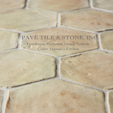 Eclectic Wall And Floor Tile by Pavé Tile, Wood & Stone, Inc.