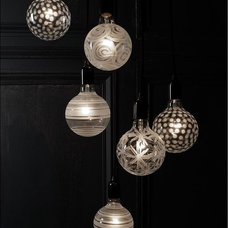 contemporary light bulbs by John Lewis