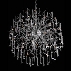 modern chandeliers by GoldenageUSA