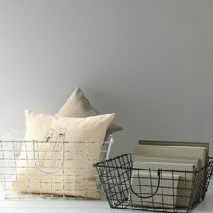 contemporary baskets by Garnet Hill