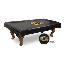 Holland Bar Stool - Holland Bar Stool BTC-KentSt Kent State Billiard Table Cover - BTC-KentSt Kent State Billiard Table Cover belongs to College Collection by Holland Bar Stool For the ultimate in game room products, look no further than Holland Bar Stool Company! Protect your billiard table and show your colors with an Officially Licensed pool table cover. Available in 7 feet, 8 feet or 9 feet lengths, our covers are hand-made in our Holland, MI facility using a commercial, woven-back vinyl. Each cover is screen to provide the most detailed and durable logo possible. Never compromise quality when showing support for your team, insist on Holland Bar Stool.  Billiard Table Cover (1)