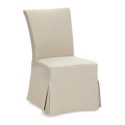 ARTeFAC - Modern Slip-Covered Chair - Modern Slip-Covered Chair