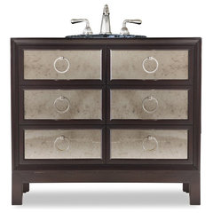bathroom vanities and sink consoles by Vanities for Bathrooms