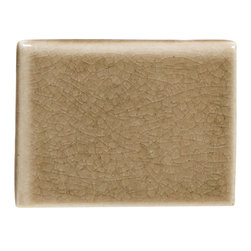 Vibe Field Tile in Suede - Ceramic and Terracotta
