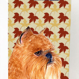 Caroline's Treasures - Brussels Griffon Fall Leaves Michelob Ultra Koozies for slim cans SS4362MUK - Brussels Griffon Fall Leaves Portrait Michelob Ultra Koozies for slim cans SS4362MUK Fits 12 oz. slim cans for Michelob Ultra, Starbucks Refreshers, Heineken Light, Bud Lite Lime 12 oz., Dry Soda, Coors, Resin, Vitaminwater Energy, and Perrier Cans. Great collapsible koozie. Great to keep track of your beverage and add a bit of flair to a gathering. These are in full color artwork and washable in the washing machine. Design will not come off.