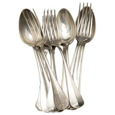 Traditional Flatware And Silverware Sets by Jayson Home