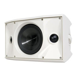 Speakercraft - 125W Outdoor Element Speakers, White, Individual, Asm80600 - Audio-Direct.com has been serving customers since 2001 with world class name brand electronics.