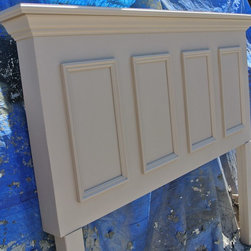 Door Headboards 3 - Thank you for your interest in our door headboards.  Our headboards are very affordable.  Some models start at $125.  Made from old doors and new doors our designs are sure to make a positive statement in your bedrooms!  If you have a specific item that you want your new headboard to match send us the paint name and code and we will paint your headboard to match.  Our headboards can be made to have legs OR hang on the wall.  We ship nationwide.  Contact us at 972.668.2603 or vintageheadboards@gmail.com to place your order or visit one of our websites www.vintageheadboards.storeenvy.com  Thank you for the business!
