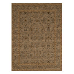 Loloi Rugs - Loloi Rugs Stanley Collection - Steel / Steel, 2' x 3' - The magnificent Stanley Collection features modern interpretations of the most sophisticated hand knotted designs. Recreated in Egypt with power loomed technology these gorgeous polypropylene area rugs offer an affordable alternative.