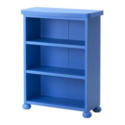 M Kjelstrup/A Östgaard - MAMMUT Shelf unit - Shelf unit, blue