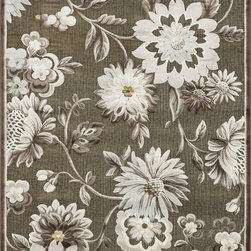 "Loloi Rugs - Loloi Rugs Halton Collection - Lt. Brown / Beige, 3'-10"" x 5'-7"" - The colors are vivid and the transitional designs are appealing, but what really stands out in Halton is the details. Take a closer look (or zoom in) and you'll notice Halton was expertly designed with subtle shadings and intricate patterns to give it the appearance of a hand-crafted rug. Power loomed in Turkey, the viscose surface is raised against a chenille base, giving Halton an element of dimension and texture that adds character and enhances perceived value. Also, the viscose surface has an irresistible shimmer, which further adds to its sophisticated appearance."