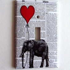 Contemporary Switch Plates And Outlet Covers by Luulla