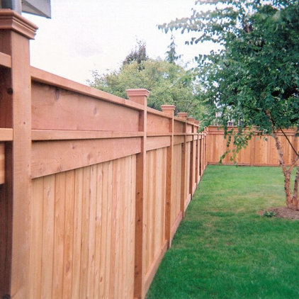 Traditional Home Fencing And Gates by Roma Fence