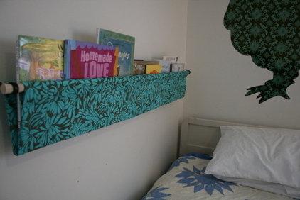 Modern  Hanging Book Display
