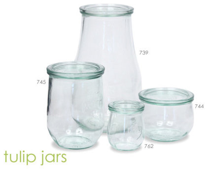 Kitchen Canisters And Jars by Weck Jars