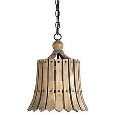 Eclectic Pendant Lighting by Terrain
