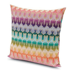 Missoni Home - Missoni Home | Quick Ship: Pasadena Pillow 24x24 - Design by Rosita Missoni.