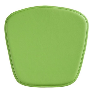 Zuo Modern - Zuo Mesh/Wire Bar Chair Cushion in Green - Bar Chair Cushion in Green belongs to Mesh/Wire Collection by Zuo Modern Leatherette. Bar Chair (1)