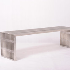 Modern Benches by The Modern Source Inc.