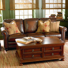 Traditional Sectional Sofas Hamilton Sofa/sectional