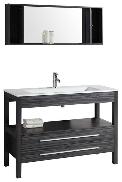 Contemporary Bathroom Vanities And Sink Consoles by Bosconi Wholesale Bathroom Vanities