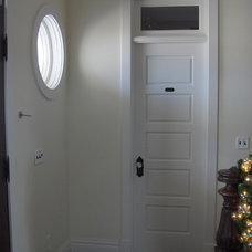 Traditional Interior Doors by Woodsmith Custom Millwork