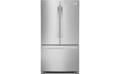 Refrigerators And Freezers Frigidaire 22.6 Cu. Ft. French Door Counter-Depth Refrigerator FPHG2399MF