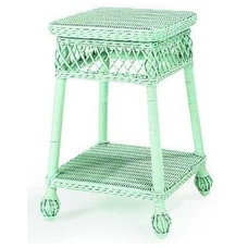 Traditional Side Tables And Accent Tables by Wicker Home & Patio Furniture