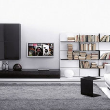 Contemporary Display And Wall Shelves  by IQmatics