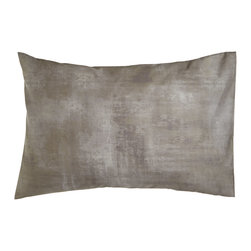 Donna Karan Home - King Sateen Sham - PEWTER (20X36) - Donna Karan HomeKing Sateen ShamDesigner About Donna Karan:Donna Karan's 1985 debut ready-to-wear collection Seven Easy Pieces was revolutionary in its simplicity. After spending a decade at Anne Klein Karan perfected her approach to easy chic looks for working women. She has translated her downtown vibe into everything from the initial ready-to-wear line to couture designs as well as intimate apparel fragrances home decor hosiery and more.