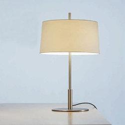 Santa & Cole - Santa & Cole | Diana Table Lamp - Design by Miguel Milá, Alfonso Milá and Federico Correa, 1995.