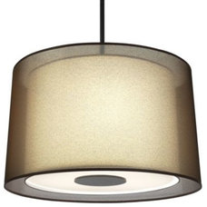 Pendant Lighting Saturnia Pendant by Robert Abbey