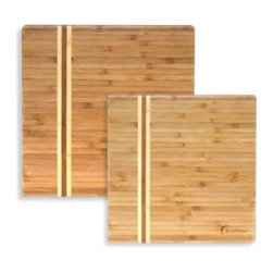 Berghoff - BergHOFF Earthchef Professional Bamboo Square Chopping Board - BergHOFF Earthchef Professional Bamboo Square Chopping Boards are perfect for cutting and light chopping of food. Treated with vegetable oil.