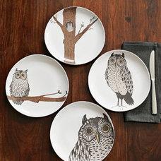 Modern Dinner Plates by West Elm