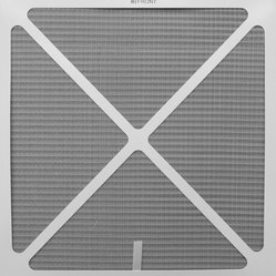 Replacement Carbon Filter for HEPA Air Cleaner with VOC & TiO2