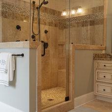 Traditional Bathroom by Marilyn Kimberly, Interior Designer