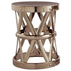 eclectic side tables and accent tables by Candelabra