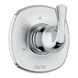 Delta Addison® 3 Setting Diverter - Delta Addison® 3 Setting Diverter, Chrome Finish, T11892