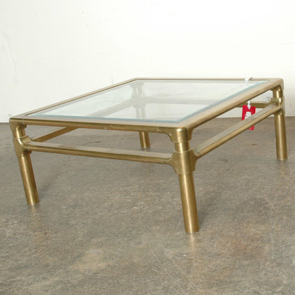 Traditional Coffee Tables by leslie pritchard