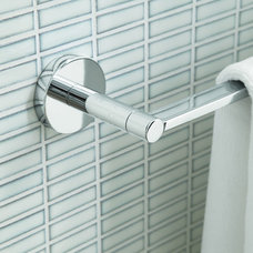modern towel bars and hooks by Kallista Plumbing