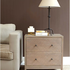 Eclectic Nightstands And Bedside Tables by Selamat Designs