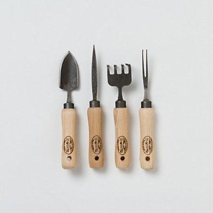 Modern Gardening Hand Tools by Terrain