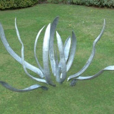 Contemporary Garden Sculptures by Bouf