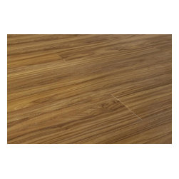Lamton - Lamton Laminate - 12mm Pacific Rim Collection - [19.0 sq ft/box] - Candy Amber -    Lamton brings you top-quality, AC3-rated, CARB-ATCM laminate floors. This Lamton laminate comes with microbeveled edges, a handscraped finish and a unique variety of colors that perfectly replicates the exotic style of hardwood species. Lamtons easy click lock installation method can be installed over radiant heat and ensures a speedy smooth installation process.These floors have a timeless look featuring the popular chatter mark handscraped finish and will bring beauty to any interior for years to come.