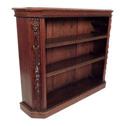 Renaissance Styled Bookcase - SKU: C-4274
