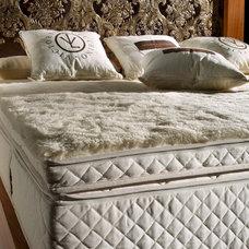 Craftsman Bedroom by Macral Design Corp