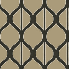 Contemporary Wallpaper by Home Depot